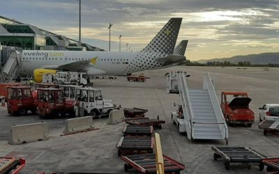 digitalización de los aeropuertos