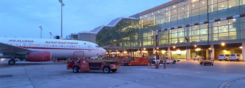 Proteger los territorios libres del COVID-19 desde los aeropuertos