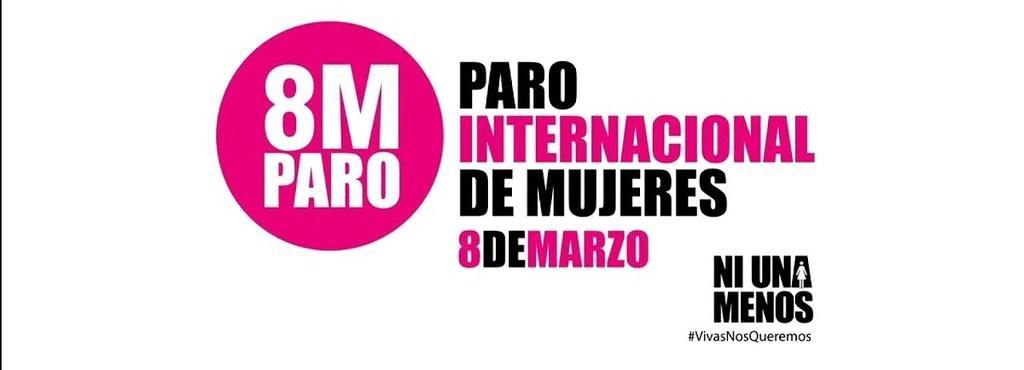 El 8M: huelga feminista en los aeropuertos