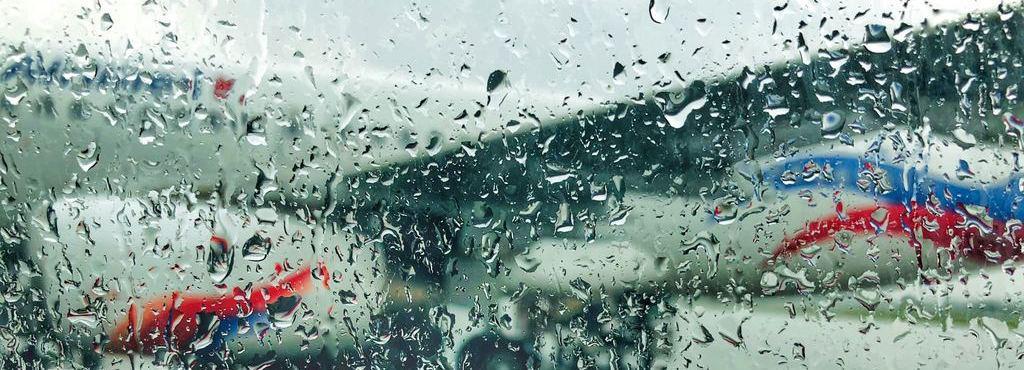 mal tiempo aeropuerto